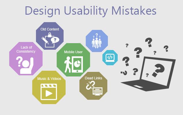 website design usability