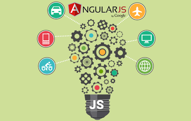 Angularjs in web application development