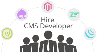 hire CMS developers