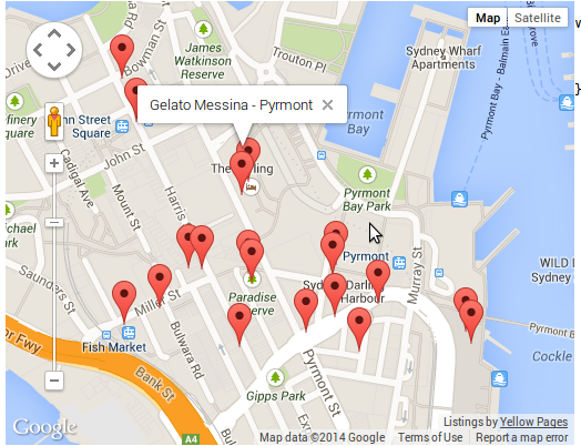 How to get use the nearBy search functionality of google map api v3 Google Maps Search Api on
